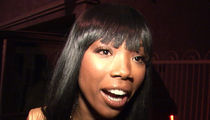 Brandy -- Record Label Fires Back ... You're Washed Up, Don't Blame Us