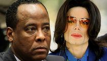 Conrad Murray Tell-All -- Michael Jackson Played Dress Up to Romp with Call Girls & Strippers