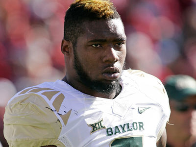 Shawn Oakman -- Ex-Baylor Star Charged with Sexual Assault