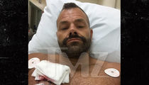 Jeremy Piven Bike Victim -- I Got Cut Deep, But I'm Not Suing (PHOTO GALLERY)