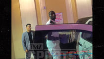NBA's DeJuan Blair -- Cited for Battery On Woman ... At Vegas Club (Photo)