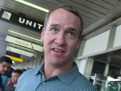 Peyton Manning -- Cleared In Extensive PED Investigation ... NFL Says