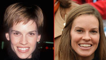 Hilary Swank: Good Genes or Good Docs?!
