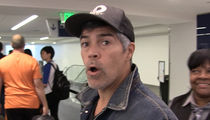 Esai Morales -- Latino U.S. Prez (On TV) Might Be a Trump Man (VIDEO)