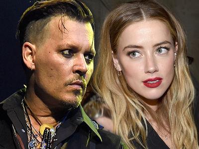 Johnny Depp -- Amber Heard's Gonna Ruin My Credit