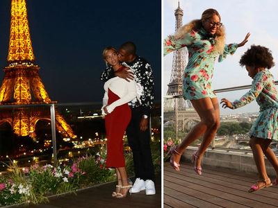 Beyonce -- THIS Is Paris on $19k per Night (PHOTO GALLERY + VIDEO)