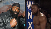 Kimbo Slice -- Son Making MMA Debut ... Months After Dad's Death
