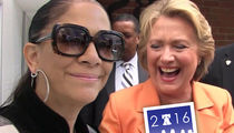 Sheila E. -- I'm Rockin' the DNC ... and Bringing My Family