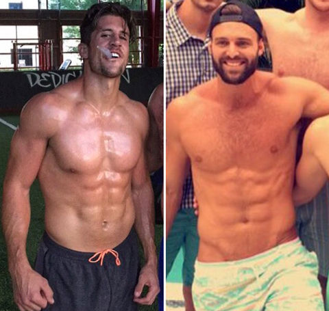 """The Bachelorette"" finale babes: Jordan Rodgers vs. Robby Hayes"