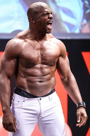 Terry Crews' Ripped Shots