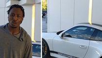 Brandon Marshall -- Calls Out Antonio Brown ... I'll Bet My Porsche I'm Better Than You! (VIDEO)