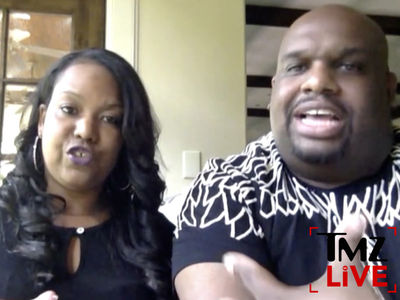 'The Preachers' Host John Gray -- Flight Attendants Profiled My Wife Before Her Meltdown (TMZ LIVE VIDEO)
