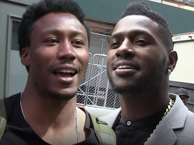 Brandon Marshall -- I Spoke with AB About Car Bet ... Deal In Works