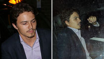 Lindsay Lohan's Fiance -- I'm Back in the Game (PHOTOS)