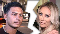 Pauly D -- I'm Done with Aubrey O'Day, But She Doesn't Know It