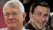 NFL Legend Dan Reeves -- Manziel to the Cowboys? ... 'I'd Love to See That!!'