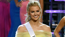 Miss Teen USA Pageant -- Ripped for Being White Chicks 2 ... And Winner Liked to Use N-Word