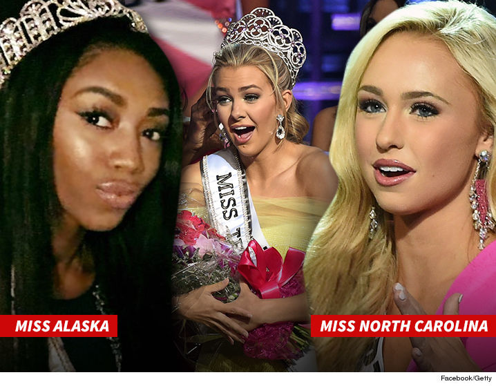 Miss teen usa stupid, stripping down to bare boobs video