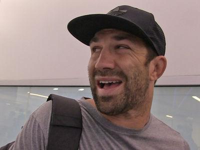 Luke Rockhold -- UFC Cheaters Prosper ... They Still Cheer Anderson Silva (VIDEO)