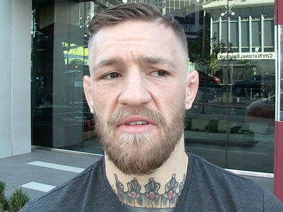 Conor McGregor -- MMA Fighter's Death Is 'F****d Up' ... 'I Helped Train a Guy to Kill'