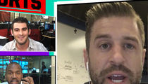 Aaron Rodgers' Brother -- 'Bachelorette' Family Rift Coverage ... Hurt My Family (VIDEO)