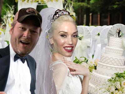 Blake Shelton, Gwen Stefani ... We're Gettin' Hitched!!!