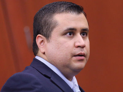 George Zimmerman -- Says He Got Punched For Talking About Trayvon Martin Shooting in Public
