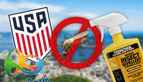 U.S. Soccer Teams -- Zika Ready