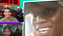 Bobby Lashley -- I'm Ready to Fight Again ... Bring On Fedor!!! (VIDEO)