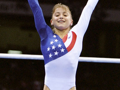 1996 Olympic Gymnast Dominique Moceanu: 'Memba Her?!