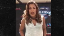 UFC's Julianna Pena -- No One Cares About Ronda Anymore ... Or Her Fat Arms! (VIDEO)