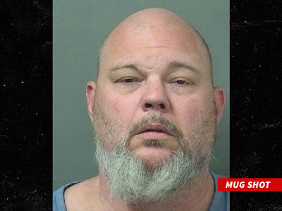 Ex-Raider Barret Robbins -- Arrested for Battery ... At Boca Raton Bar (MUG SHOT)