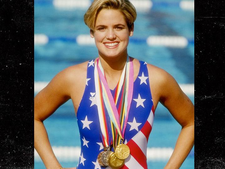 Boobs Dara Torres 12 Olympic medals nude (43 photo) Porno
