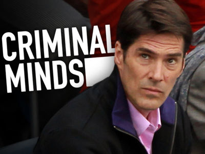 Thomas Gibson -- 'Criminal Minds' Job On The Chopping Block