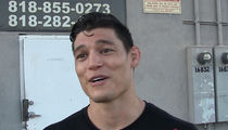 UFC's Alan Jouban -- I Made Out with Gigi Hadid ... And My Wife Was Cool About It! (VIDEO)