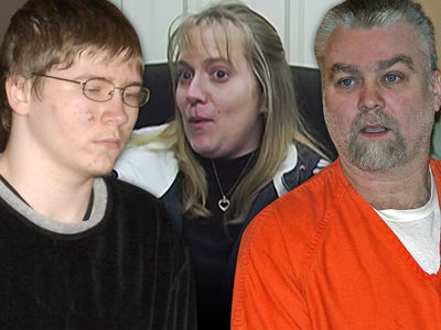 'Making a Murderer' Ex-Fiancee -- Good For Brendan ... But Don't Let Steven Out!