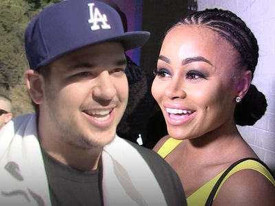 Rob Kardashian & Blac Chyna -- We're Stepping Up Our Crib Game