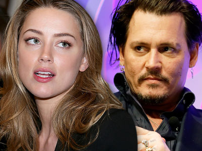 Amber Heard -- Long, Hard Deposition in Johnny Depp Case