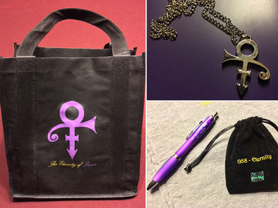Prince Memorial -- Come for the Singer ... Stay for His Gift Bags (PHOTO GALLERIES)