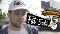 Jerry Ferrara Sued -- Beat it, Turtle ... Fat Sal's Fed Up!