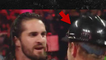 WWE Ring Invader -- BIT SECURITY GUARD ... Arrested for Assault