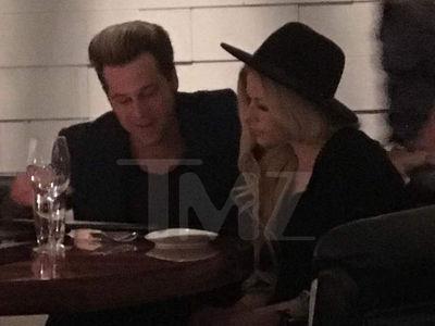Avril Lavigne & Ryan Cabrera -- We're Friends Who Kiss & Cuddle (PHOTO)