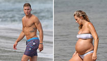 Blake Griffin -- Baby #2 On the Way? ... Hits Hawaii with Preggo GF (PHOTOS)