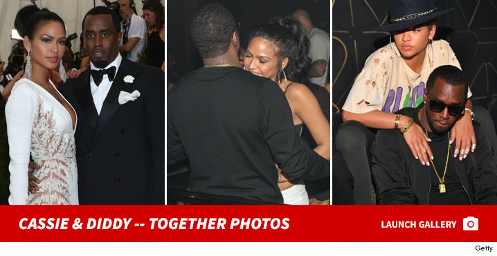 Image result for P DIDDY AND CASSIE CALL IT QUITS