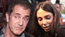 Mel Gibson -- I'm Paying Oksana More, to Get Outta Dodge