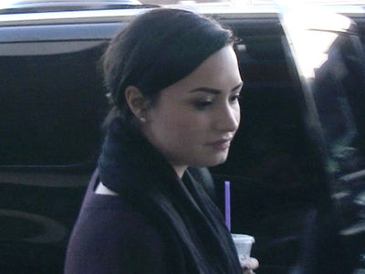 Demi Lovato -- Sleigh Bells Sues ... Are Ya Listenin' Demi?