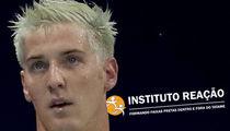 U.S. Swimmer Jimmy Feigen -- Charity Donation Boosts Olympians in Brazil