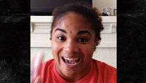 Female Pro Football Star -- I'm Gonna Destroy The Scariest Woman in MMA (VIDEO)