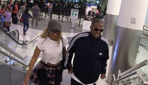 Tamar Braxton & Vince Herbert -- We're Still a Happy Couple ... Forget What You Heard! (VIDEO)