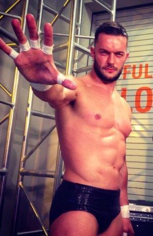 WWE's Finn Balor -- Hot Shots